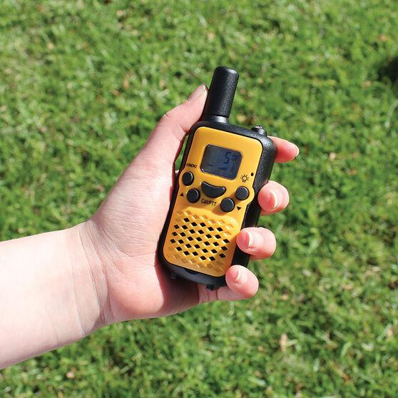 Eoss UHF CB Radio 0.5W 3 Pack EUHF3PK, , scaau_hi-res