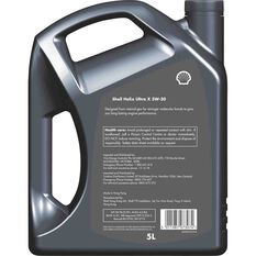 Shell Helix Ultra X Engine Oil - 5W-30 5 Litre, , scaau_hi-res