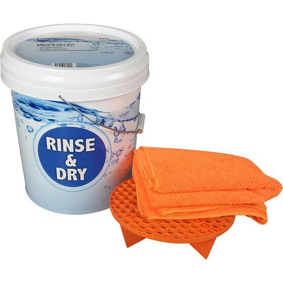SCA Rinse & Dry Bucket - 14 Litre, , scaau_hi-res