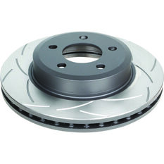 DBA Slotted Disc Rotor  - DBA504S, , scaau_hi-res