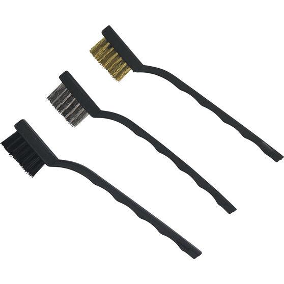 SCA Wire Brush Set - 3 Piece, , scaau_hi-res