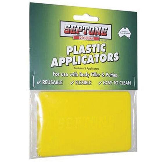 Plastic Applicators - 3 Pack, , scaau_hi-res