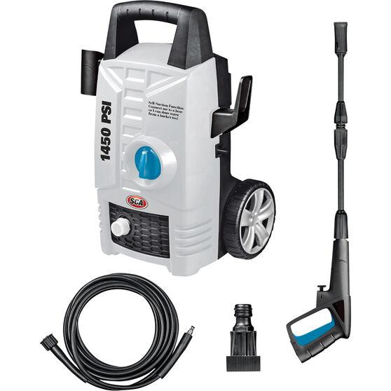 SCA Electric Pressure Washer - 1450PSI, , scaau_hi-res
