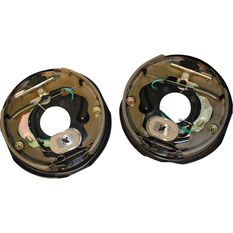 Trailer Brake Backing Plate - Electric, , scaau_hi-res
