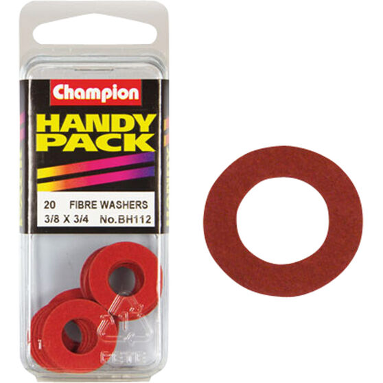 Champion Fibre Washers - BH112, , scaau_hi-res