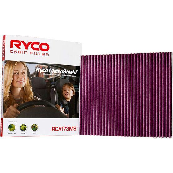 Ryco Cabin Air Filter Microshield - RCA173MS, , scaau_hi-res