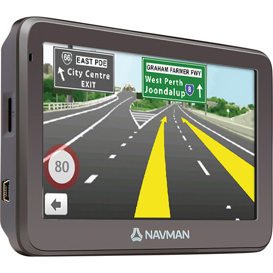 Navman GPS Navigation Unit 5 Inch EZY470MT, , scaau_hi-res
