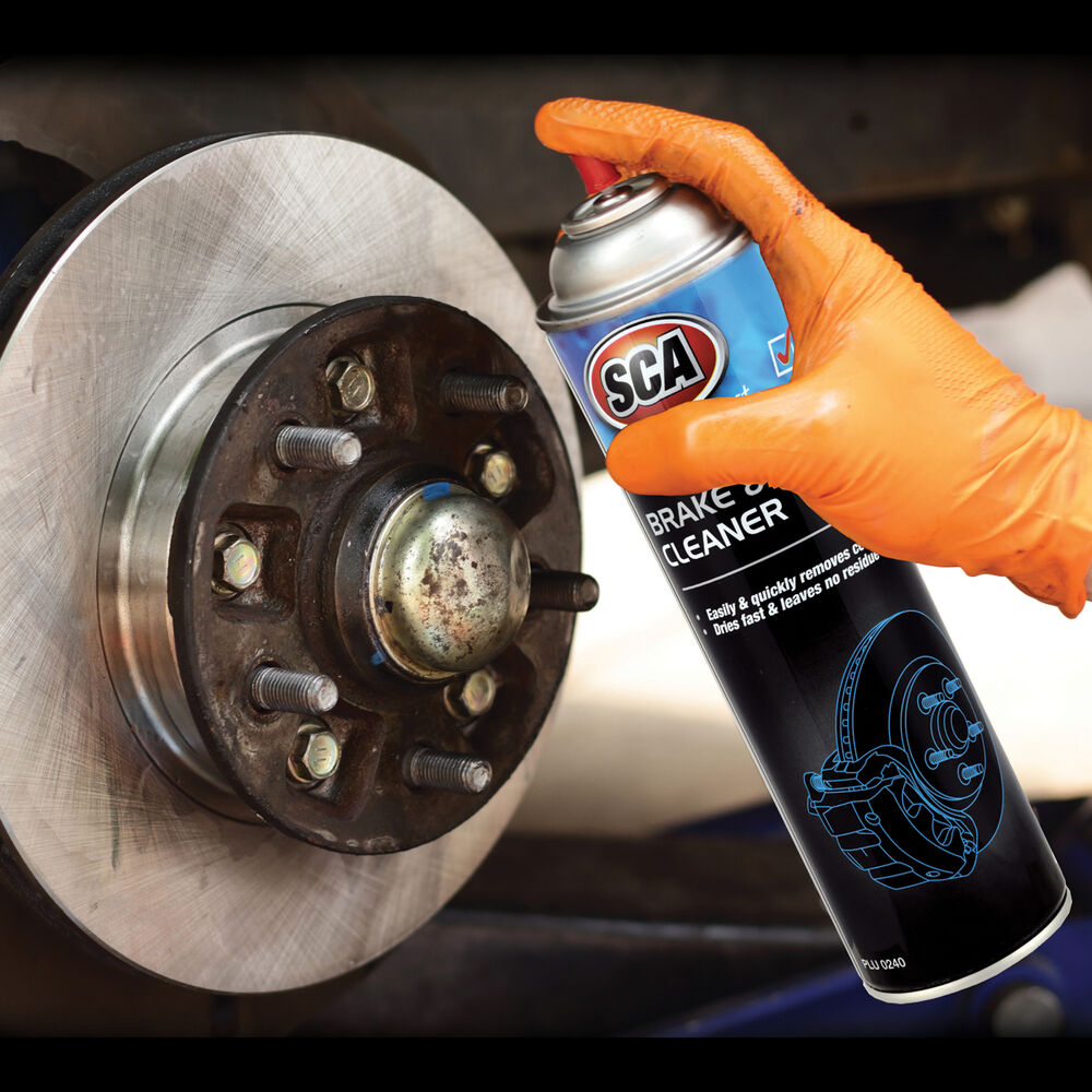 SCA Brake and Parts Cleaner - 400g