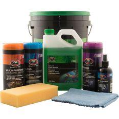 SCA Value Detail Wash Kit - 8 Piece, , scaau_hi-res