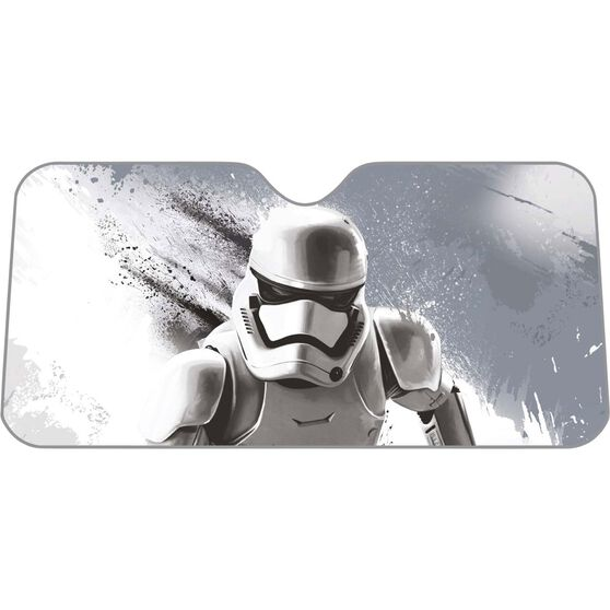 Stormtrooper Sunshade - Fashion, Accordion, Front, , scaau_hi-res