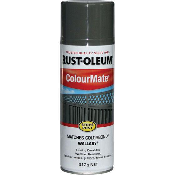 Rust-Oleum Aerosol Paint - Colourmate, Wallaby 312g, , scaau_hi-res