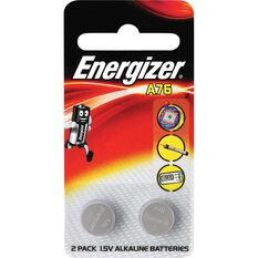 Speciality Alkaline Battery - A76, 2 Pack, , scaau_hi-res