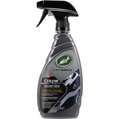Turtle Wax Hybrid Solutions Ceramic Black Spray Wax 473mL, , scaau_hi-res