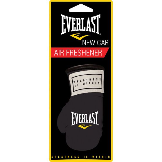 Everlast Boxing Glove Air Freshener - New Car, , scaau_hi-res