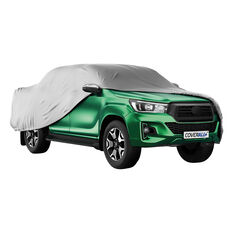 CoverALL Car Cover Essential Protection Suits Dual Cab Ute Vehicles, , scaau_hi-res