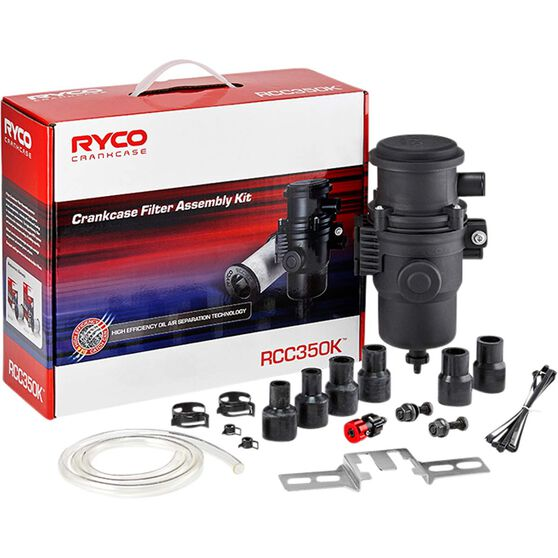 Ryco RCC350K Crankcase Filter Assembly Kit, , scaau_hi-res