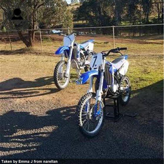 SCA Dirt Bike Lift - 160kg, , scaau_hi-res