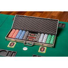 Casino Chips Portable Poker Set, , scaau_hi-res