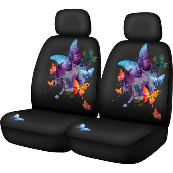 Butterfly Splash Seat Covers