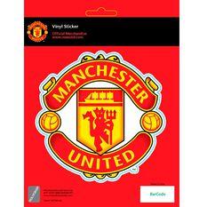 Sticker - Manchester United, Vinyl, , scaau_hi-res
