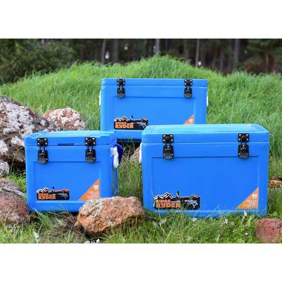 Ridge Ryder by Evakool Ice Box - Blue, 25 Litre, , scaau_hi-res