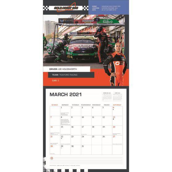 Calendar Supercars Square 2021, , scaau_hi-res