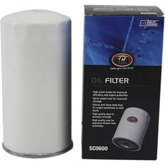 SCA Oil Filter SCO600 (Interchangeable with Z600), , scaau_hi-res