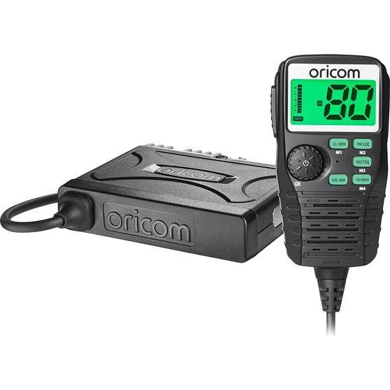 Oricom Micro UHF CB Radio 5W UHF395, , scaau_hi-res