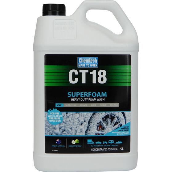 Chemtech CT18 Superfoam 5L, , scaau_hi-res