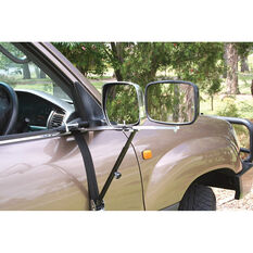 Ridge Ryder Door Mount Towing Mirror, , scaau_hi-res