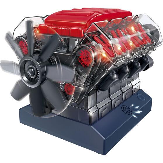 Stemnex V8 Model Engine Build Kit Supercheap Auto