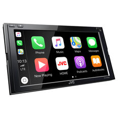 """JVC 6.8"""" Carplay and Android Auto Media Player - KWM750BT, , scaau_hi-res"""