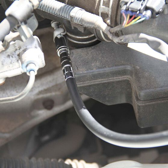 Hose Nut Driver 300mm w/Socket Adapter - CND-2, , scaau_hi-res