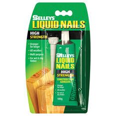 Adhesive Liquid Nails - 100g, , scaau_hi-res