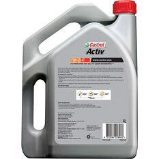 Castrol Activ 4T Motorcycle Oil 15W-50 4 Litre, , scaau_hi-res