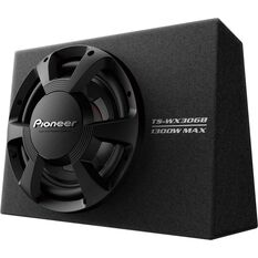 Pioneer TS-WX306B 12 Inch Subwoofer In Box, , scaau_hi-res