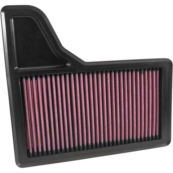 K&N Air Filter 33-5029 (Interchangeable with A1942), , scaau_hi-res