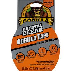 Gorilla Clear Repair Tape - 8m x 48mm, , scaau_hi-res