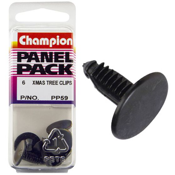 Champion Xmas Tree Clips - PP59, Panel Pack, , scaau_hi-res