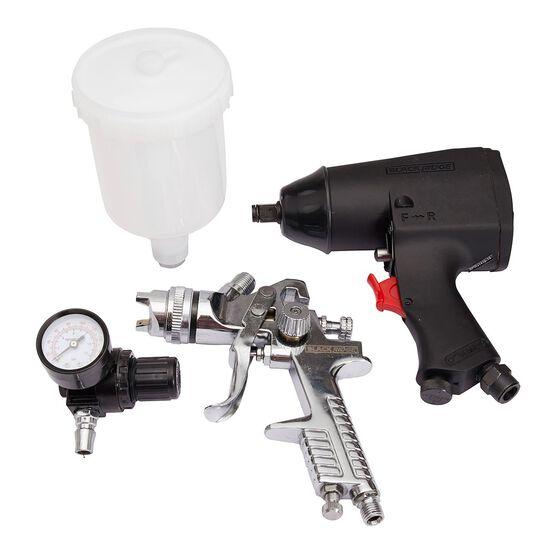 Blackridge Air Tool Kit - 11 Piece, , scaau_hi-res