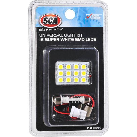 SCA Interior Globe 12 SMD LED - Super White, , scaau_hi-res