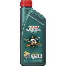 Castrol MAGNATEC Diesel DX Engine Oil - 5W-40, 1 Litre, , scaau_hi-res