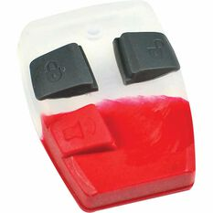 MAP Key Remote Button Replacement - Suits Ford Falcon AU series 2 and 3, 3 Button, KF103, , scaau_hi-res