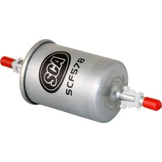 SCA Fuel Filter SCF578 (Interchangeable with Z578), , scaau_hi-res
