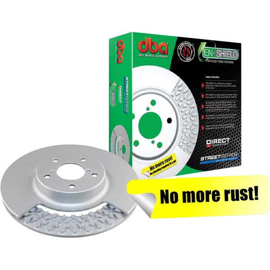 DBA Enshield Disc Brake Rotor - DBA504E, , scaau_hi-res