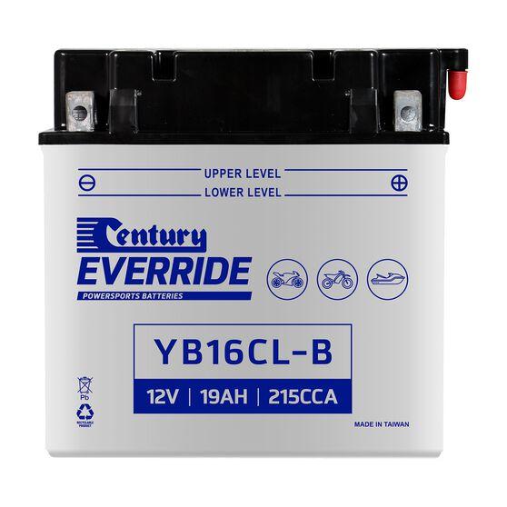 Century Powersports Battery YB16CL-B, , scaau_hi-res