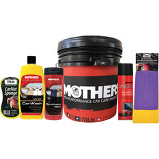 Mothers Essential Shine Kit - 6 Piece, , scaau_hi-res