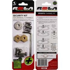 Rola Roof Rack Security Fastener Kit, , scaau_hi-res