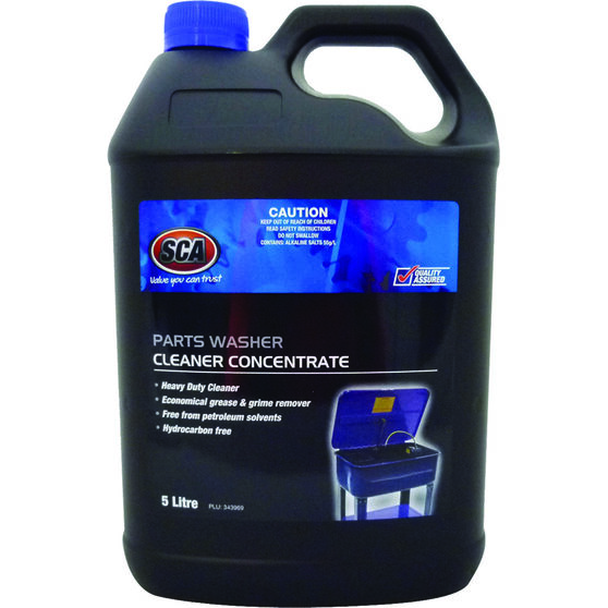 SCA Parts Washer Concentrate - 5 Litre, , scaau_hi-res