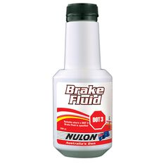 Nulon Brake Fluid DOT 3 500mL, , scaau_hi-res